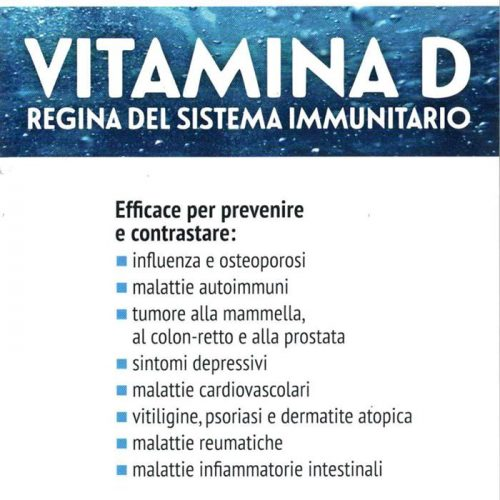 Vitamina D Regina del sistema immunitario